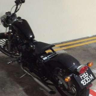 Regal Raptor Bike For Sale (final reduction)