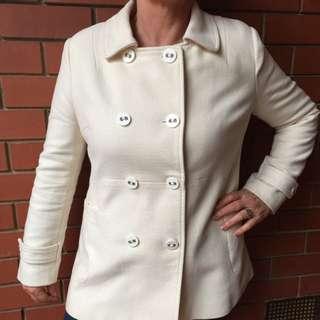 Wool Blend Ladies Winter Jacket
