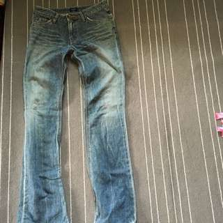 Something牛仔褲
