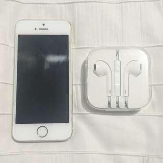 iPhone 5S Gold 16gb NEW PRICE
