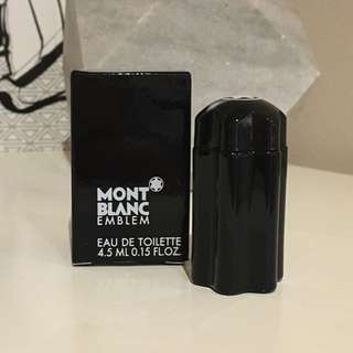 Mont Blanc Emblem EDT 4.5ml