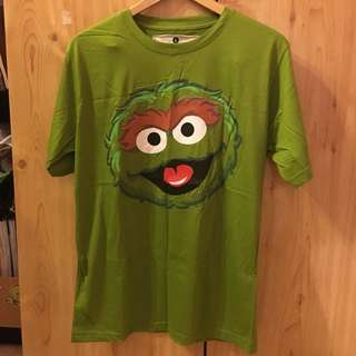 Oversized Sesame Street T-Shirt
