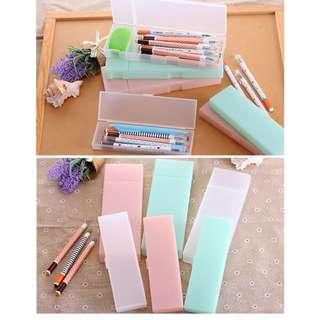 Translucent / Transparent Pencil Box