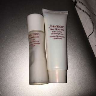 Shiseido Travel Size
