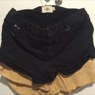 Etnie Denim Shorts