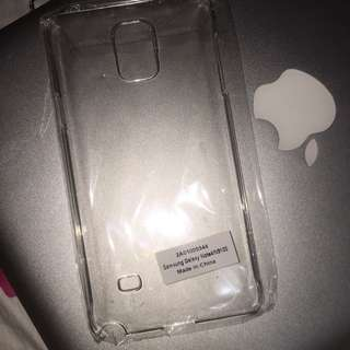 Samsung Note4 Clear Case - Free Postage