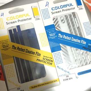 iPhone 4 Screen Protector - Free Postage