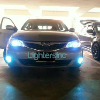 HID kit/ HID Conversion For Cars With Install