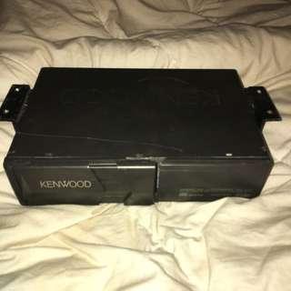 Kenwood 6 Disc Changer