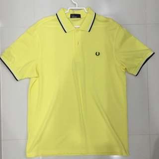 Fred Perry Polo Tee Brand New