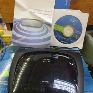 Linksy Wireless-N Home Router