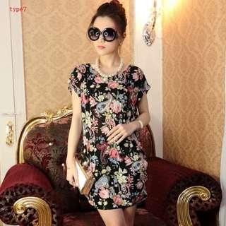 Korea Fashion Dress