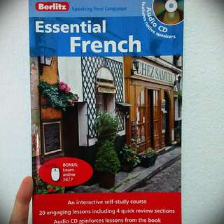 Essential French Berlitz