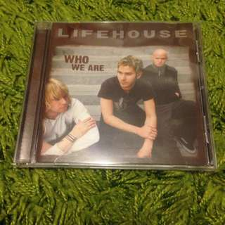 LIFEHOUSE WHO WE ARE