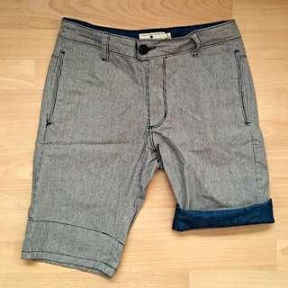Striped Blue Shorts (size 29/30)