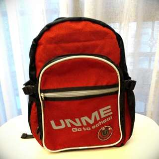 (含運)UNME兒童後背包/兒童書包/兒童登山包(全新)官網售價590元