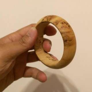 崖柏 手環與圓幣