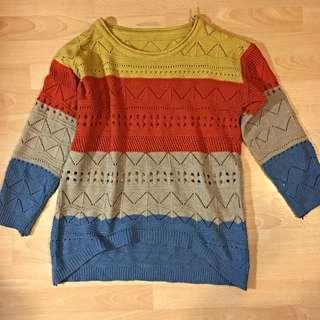 Chunky Sweater (size M)