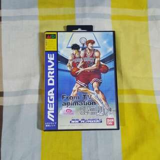 Sega Mega Drive Slam Dunk Ban Dai