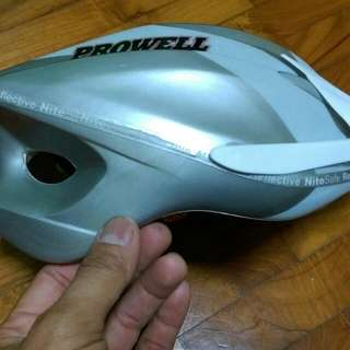 Prowell Helmet Used  Use Less Than 5time Like New