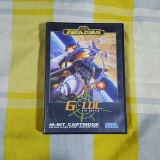 Sega Mega Drive G-Loc Air Battle