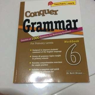 Conquer Grammar Primary 6