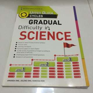 Gradual Difficulty In Science Primary 6