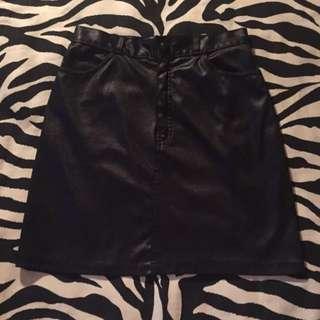 Mini High Waist Skirt