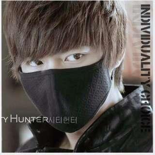 3 layers Korean Elegant Comfortable Anti Haze Face Mask