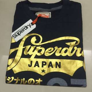 Superdry 短 T