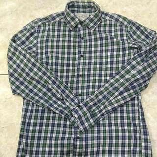Uniqlo 休閒襯衫 日本購入 M 保證正品