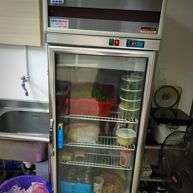 單門冷藏冰箱
