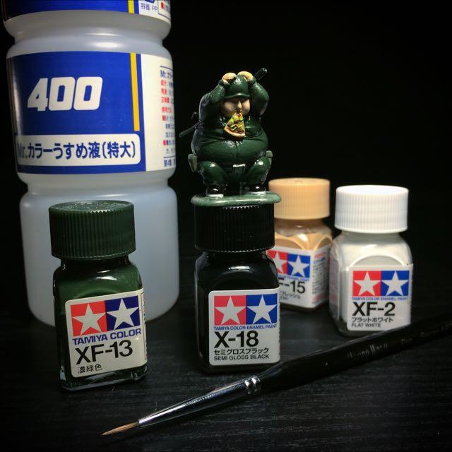 熊貓之穴 胖綠兵 扭蛋
