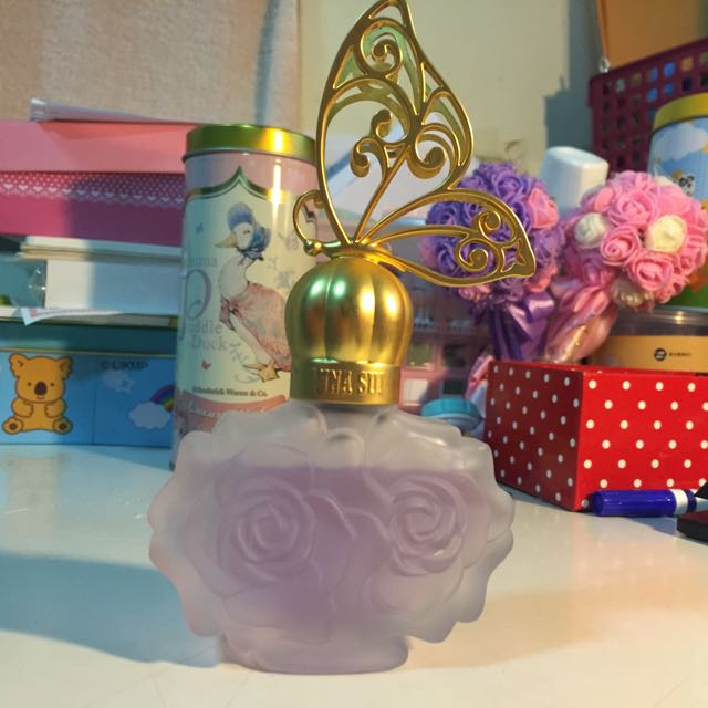 💗Anna Sui 紫蝶30ml