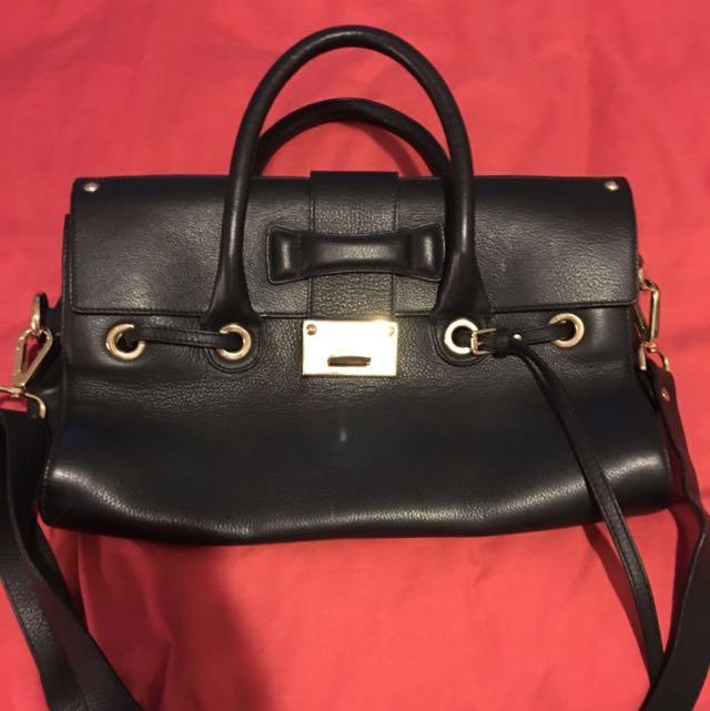 Black Jimmy Choo Handbag