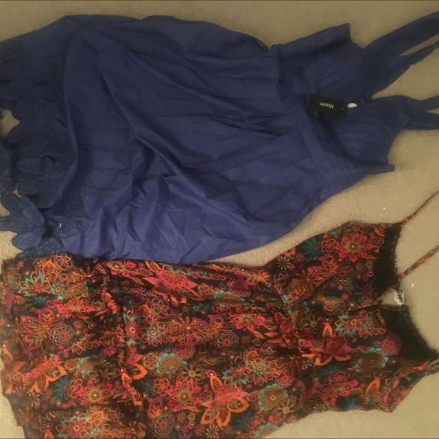 X5Petite Women's Summer Dresses To Fit Size 6-8 X3 Brand NewX2Pre-loved Like New RRP$620 Buy$170