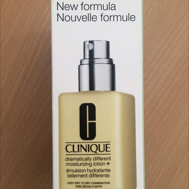 Clinique Dramatically Different Moisturising Lotion+ 125ml