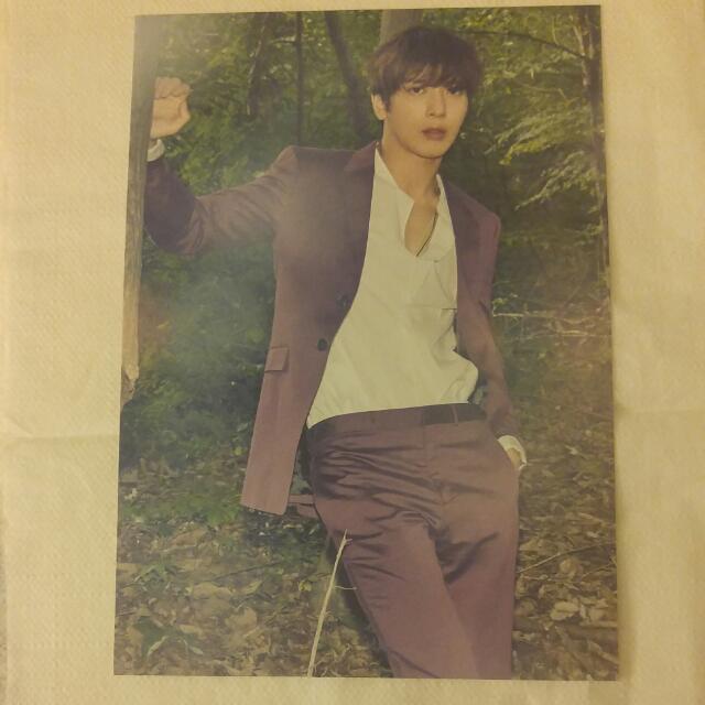 "CNBlue Yonghwa ""2gether"" photocard"