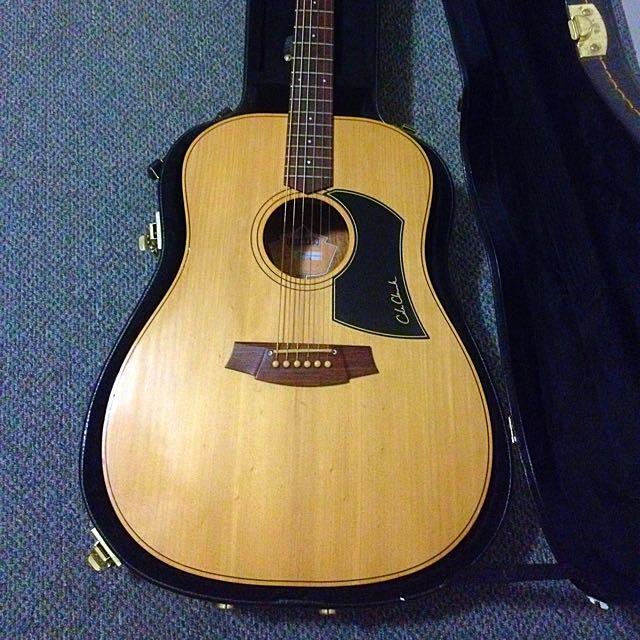 Cole Clark Fat Lady 1 Acoustic Guitar