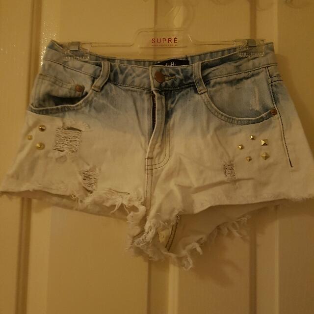 Dotti Shorts Size 8