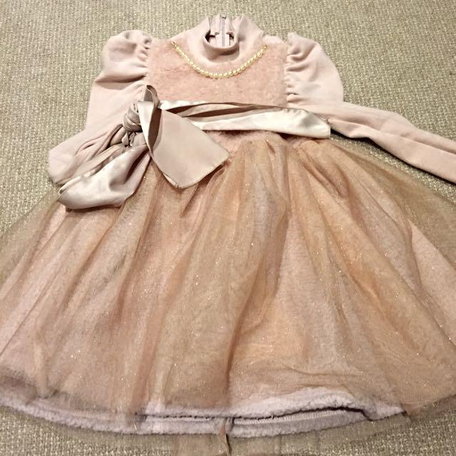 dress (made in Korea)