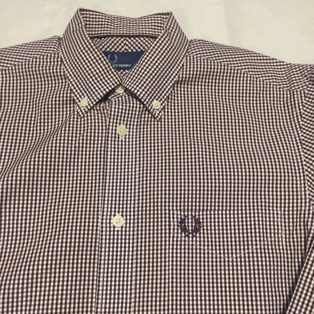 Fred Perry Long Sleeve