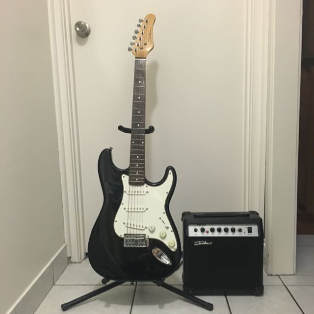 JORDIN Electric Guitar