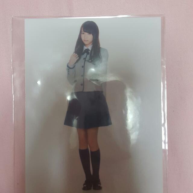 Kobayashi Yui - Keyakizaka46 Photo Card