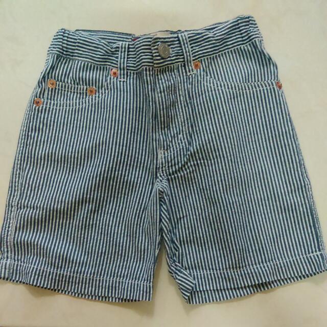 LEVI'S男童短褲