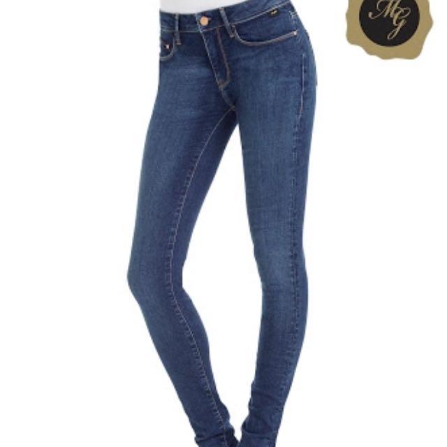 Mavi Jeans Alexa Mid Rise