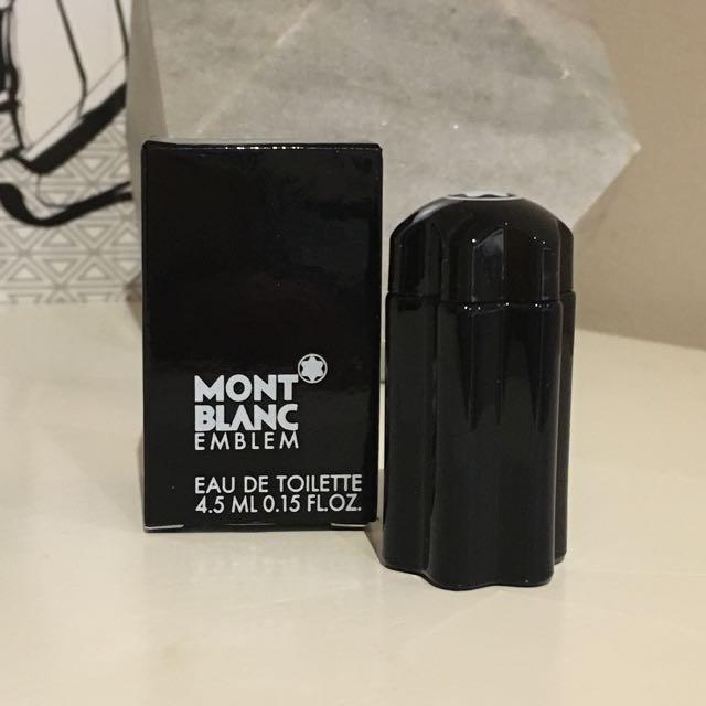 Mont Blanc Emblem EDT 4.5ml