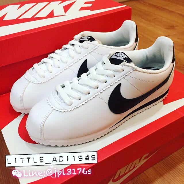 Nike Classic Cortez Leather 阿甘鞋 女鞋