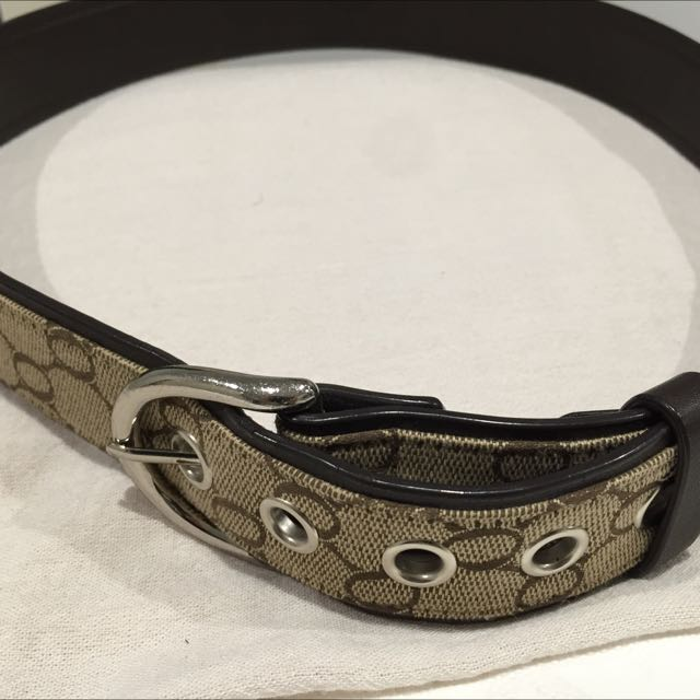 Oroton belts x2 Leather