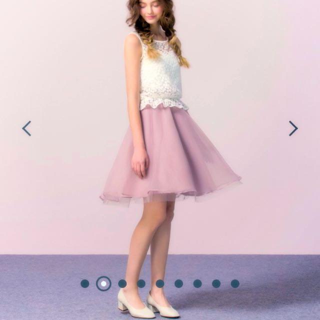 Pazzo紗裙